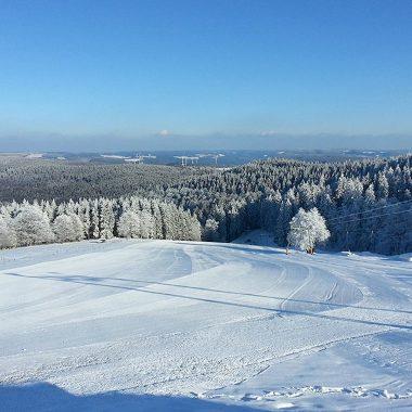 Wintersportvergnügen im Sübschwarzwald am Kandel, Rohardsberg und Feldberg