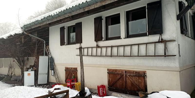 Fensterliwirt in der Gummenhütte am Kandel