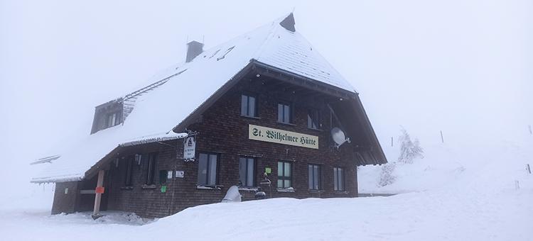 St. Wilhelmer Hütte am Feldberg