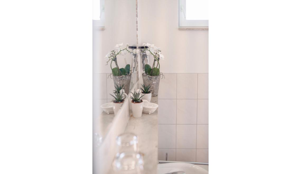 Badezimmer Ablage Zimmer Blumenmatte